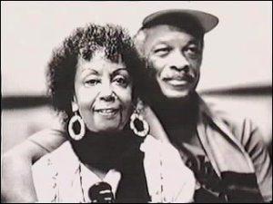 Mercedita Valdes y Guillermo Barreto