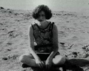 Comienzo de la temporada de playa, 1930