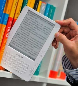 ebook vs libro impreso