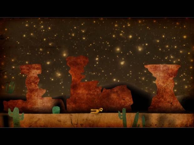 El alicanto y la veta del cobre, animación de Roberto Avaria