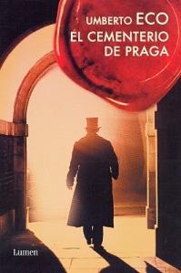 El cementerio de Praga, una novela irreverente y controversial
