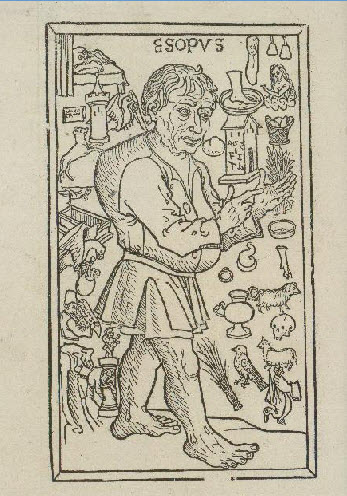 Segunda Edición de Fábulas de Esopo