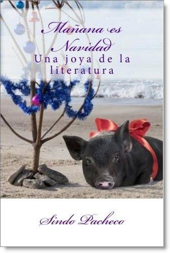 Mañana es Navidad, primer libro impreso de EriginalBooks