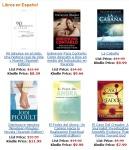 Libros en español en Amazon