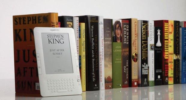 Por cada 100 libros impresos se venden 105 libros electrónicos reporta Amazon