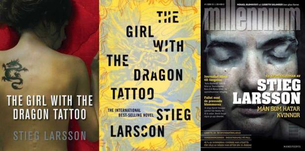 Stieg Larsson, más de 3 años en las listas de bestsellers