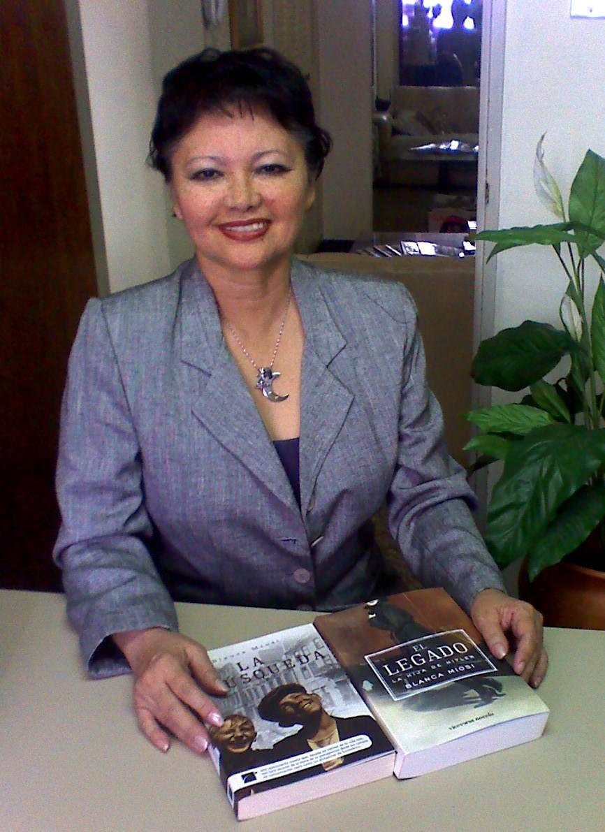100 días en el top 100:  Blanca Miosi con Labúsqueda