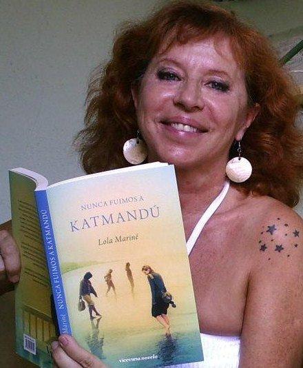 70 días en los top 100 de Amazon: Nunca fuimos a Katmandu de LolaMariné