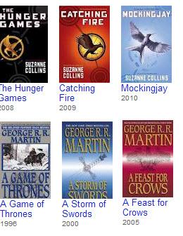 Los libros más vendidos en junio2012