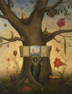 Un buen libro es como un paraíso en eldesierto
