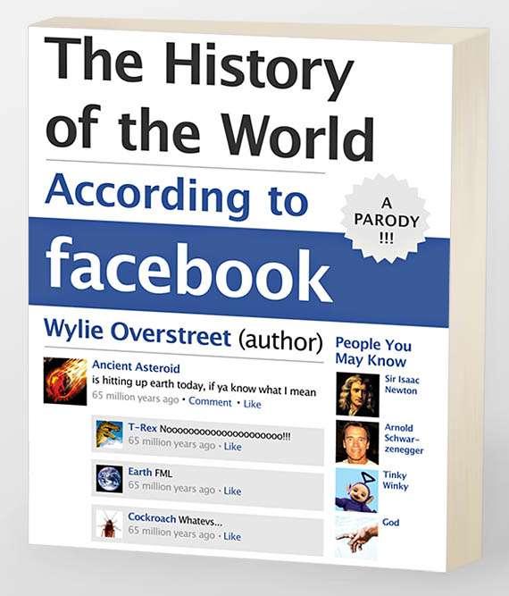 La historia del mundo de acuerdo aFacebook