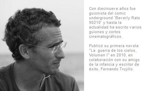 Un escritor fantasma y un tipo extraordinario: César GarcíaMuñoz