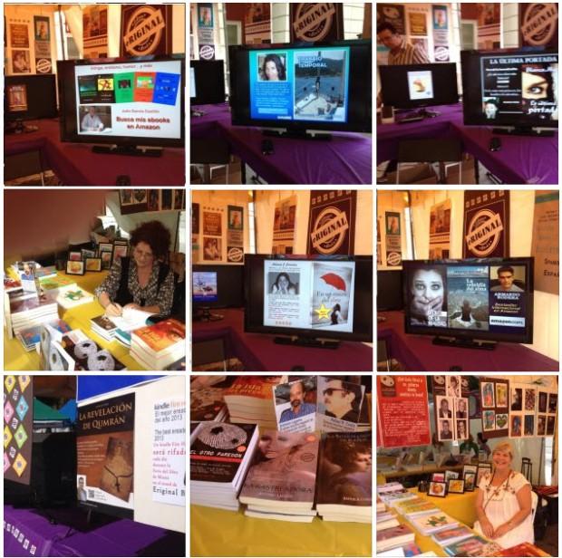 """La Generación Kindle estuvo """"virtualmente"""" en la Feria del Libro de Miami"""