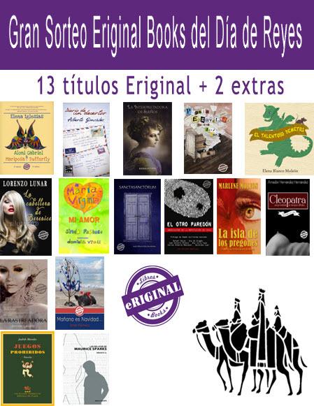 Resultados del sorteo Eriginal Books por el día deReyes