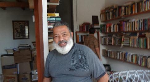 Lorenzo Lunar, el autor más leído en Cuba