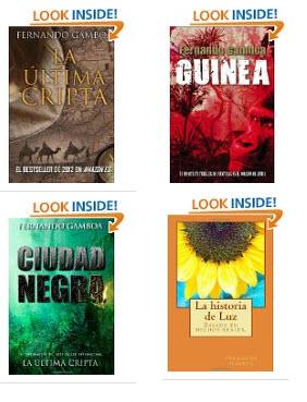 Libros de Fernando Gamboa en Amazon.
