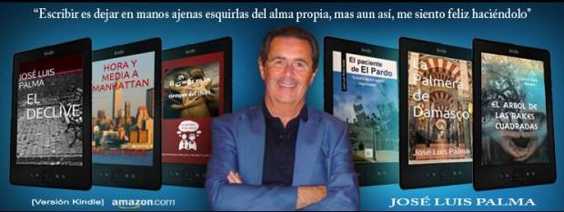 """""""Escribir es dejar en manos ajenas esqurlas del alma propia, aun así, me siento feliz haciéndolo"""", afirma el escritor José Luis Palma"""