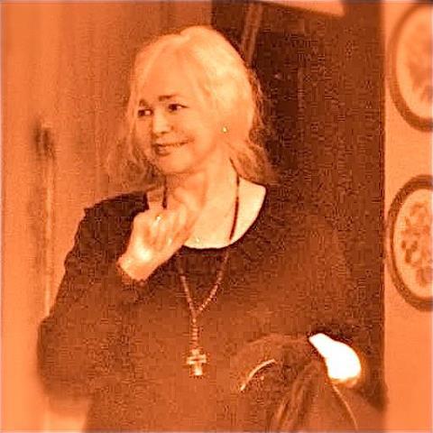 Teresa Maria Rojas. Foto de  Ernesto G.