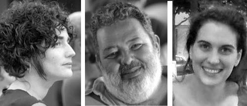 """Rebeca Murga, Lorenzo Lunar y Lourdes Benito, los creadores de """"Y comieron perdices"""", Eriginal Books"""