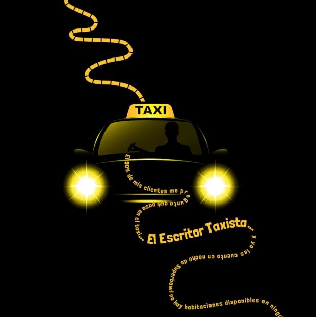 icono el escritor  taxista