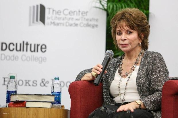 Isabel Allende. Foto: Cristian Lazzari