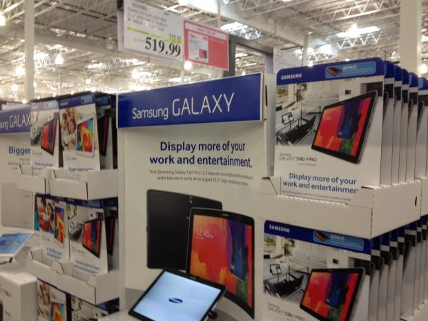 Sansung Galaxy es una de las mejores tabletas en el mercado.