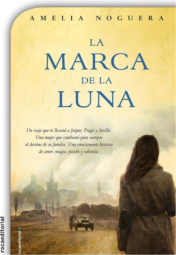 """""""La marca de la Luna"""" en preventa en Kindle e impreso en Amazon"""