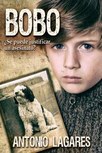"""Nueva portada de """"Bobo"""". Diseño de Alexia Jorques"""