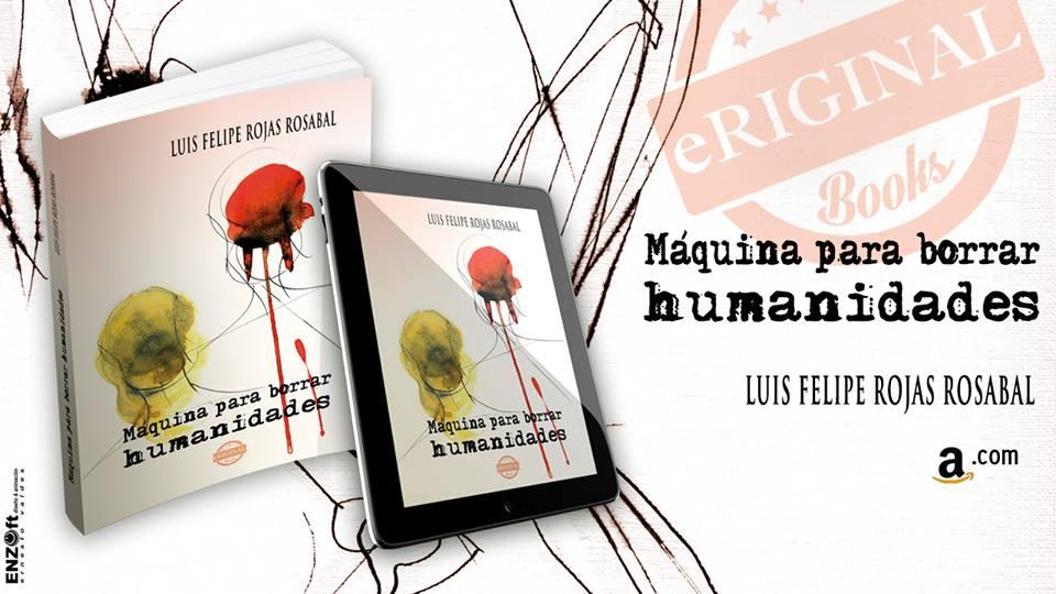 Poesía: Máquina para borrarhumanidades