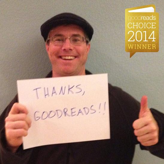 """Andy Wear ganó el Premio de Ciencia Ficción de Goodreads. """"Este es el mejor momento en la historia para la autopublicación"""" afirma Andy Wear"""