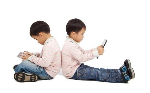 Más del 75% de los niños en Estados Unidos leen ebooks en su hogar.