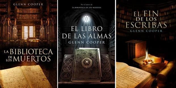 """La trilogía """"La biblioteca de los muertos"""" estaba vendiendo bien en Europa pero no en EE.UU."""