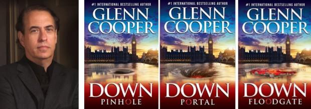 """Glenn Cooper, autor superventas dice que convertirse en un autor independiente ha sido """"una de las mejores decisiones editoriales que he hecho""""."""
