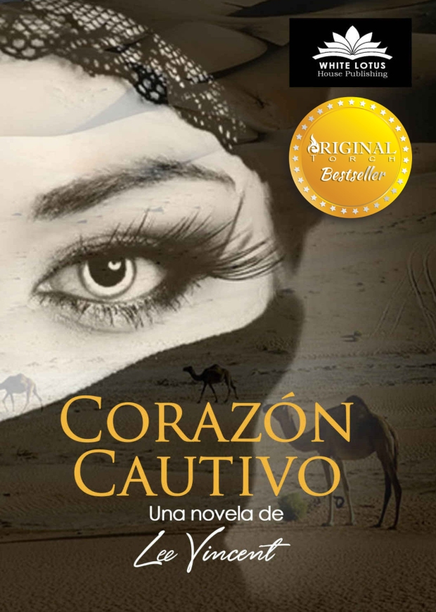 LEE VINCENT: CORAZÓN CAUTIVO: LEE VINCENT (Novela romántica)