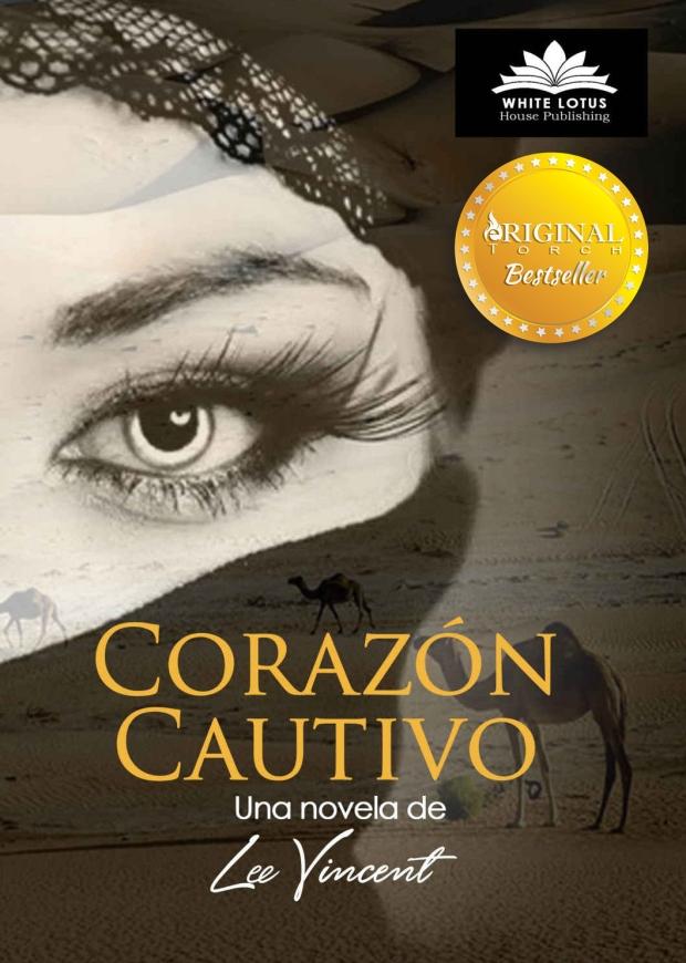 LEE VINCENT: CORAZÓN CAUTIVO: LEE VINCENT (Novelaromántica)